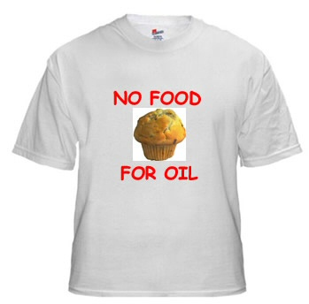 No Food For Oil!