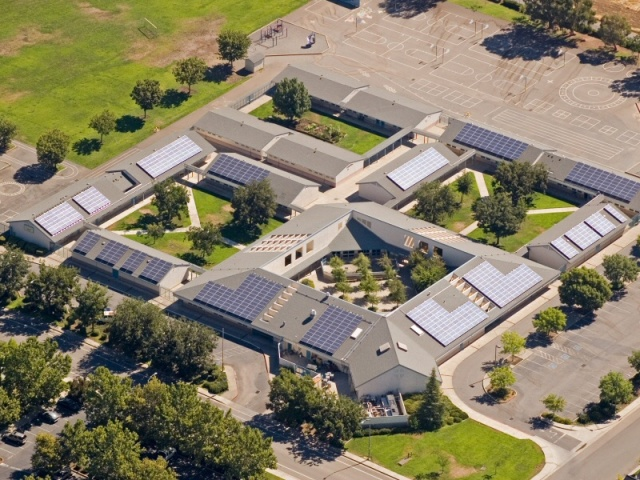 My 100KW solar panel project at a local school when I was a trustee - all for nothing now?