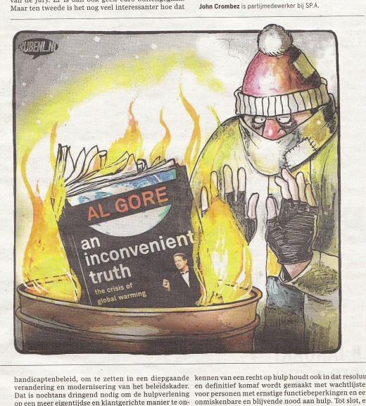 Inconvenient Warmth