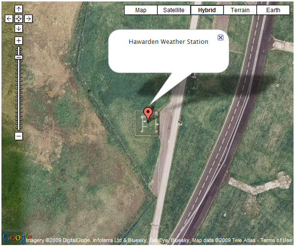 hawarden-wx-station