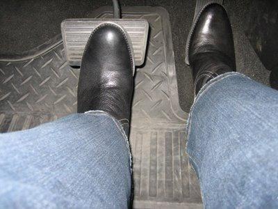 gas-brake-pedals