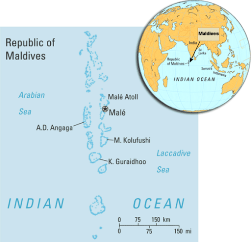 Despite popular opinion and calls to action, the Maldives