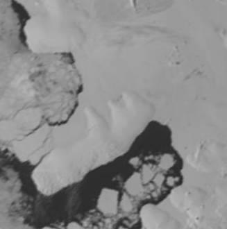 Wilkins Ice Shelf Dec 1993