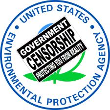EPA_censorship