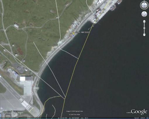 GE Dutch Harbor wxstat
