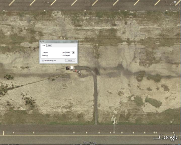 Honolulu ASOS measurement view - click for larger image