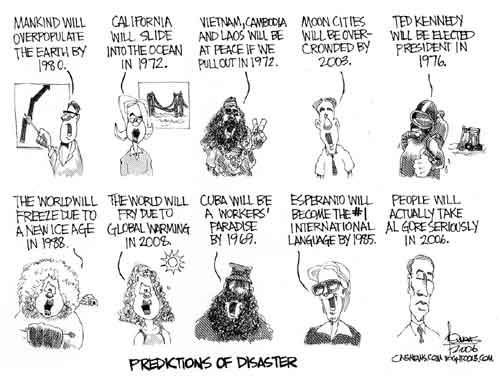 PredictionsForDisaster