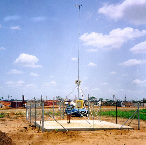 Mozal - Aluminium Smelter - Maputo, Mozambique -1998