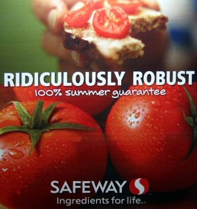 New tomato strain - more robust in full sun than beefksteak