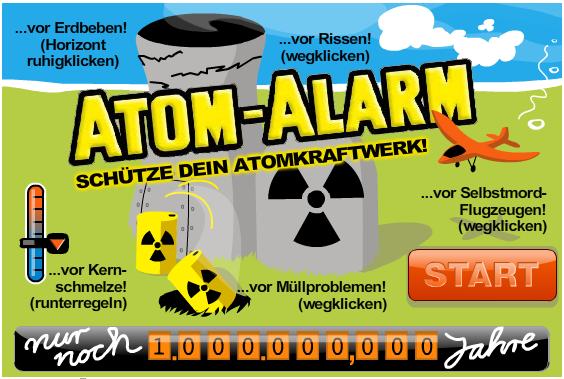 Atom-Alarm-game