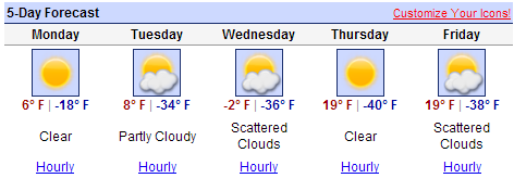 McMurdo_5day_forecast