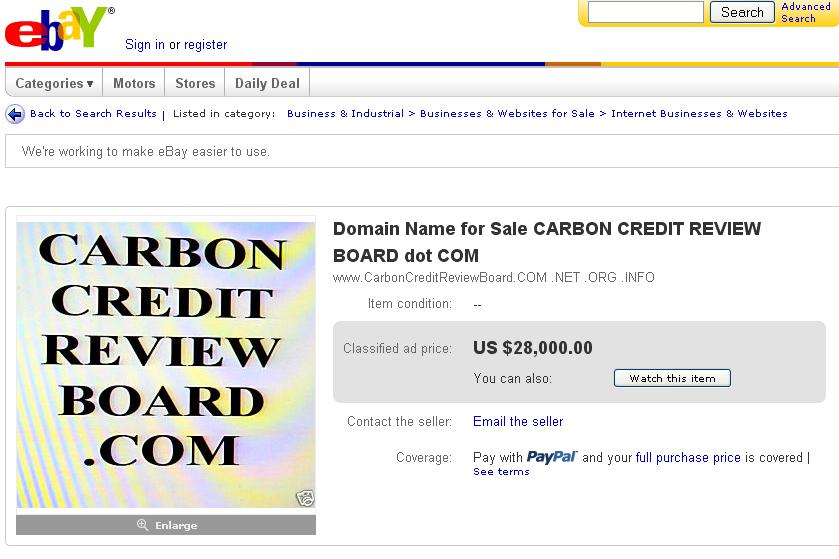 carbon_credit_review_domain
