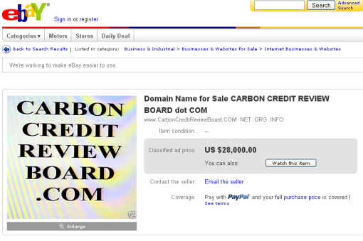 carbon_credit_review_domain
