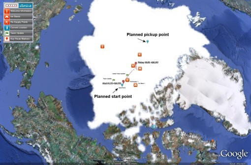 The Top Ten Reasons why I think Catlin Arctic Ice Survey data can't be trusted