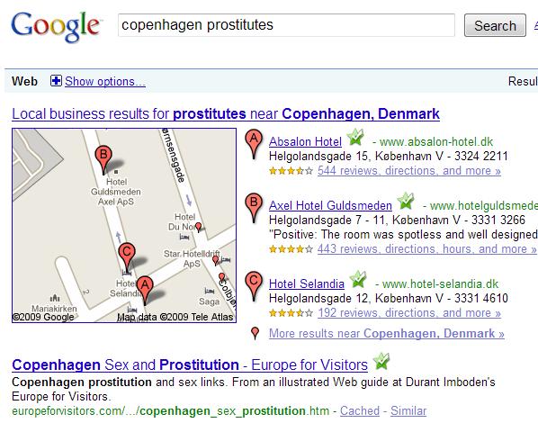 international zeitgeist gropenhagen conference prostitutes offer free climate summit
