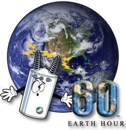 2010 Earth Hour in California – just as ineffective as last year