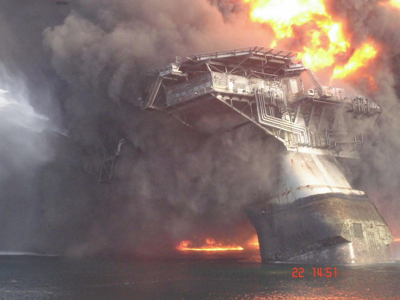 bp oil explosion in the gulf The oil slick spreading across the gulf of mexico has shattered the notion that offshore drilling had become safe a close look at the accident shows that lax federal oversight, complacency by bp and the other companies involved, and the complexities of drilling a mile deep all combined to create the perfect environmental storm.