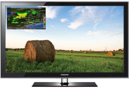 add your own  u0026 39 radar channel u0026 39  to your tv