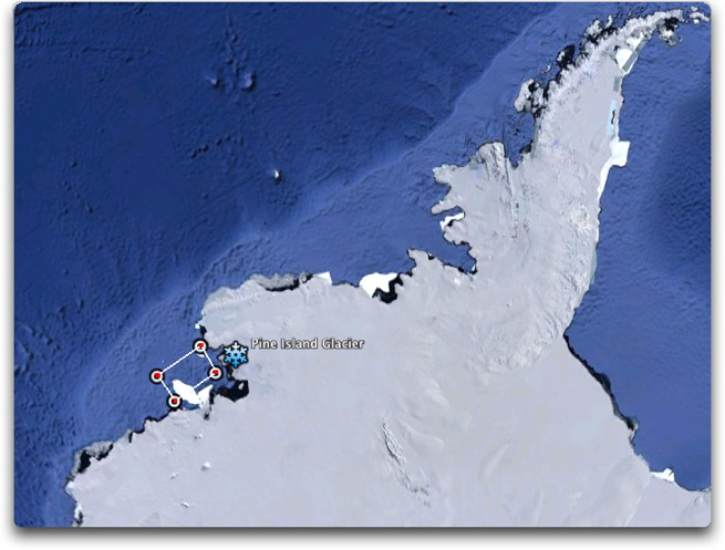 New Research Sheds Light On Antarctica S Melting Pine