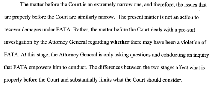Should the University of Virginia/Mike Mann provide the emails that the Attorney General is requesting?