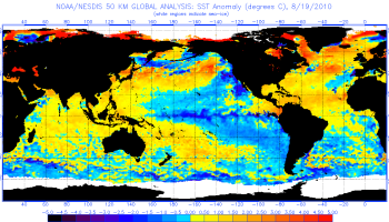 Global Sea Surface Temperature Cooling Continues | Watts Up With That?