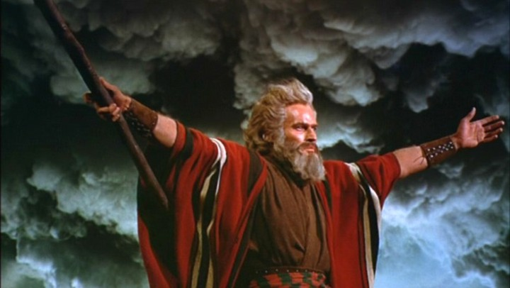 Need thesis statement please... about Moses being a better national/religious leader.?