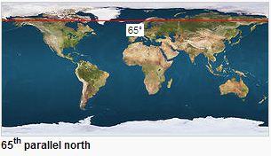 65 north line