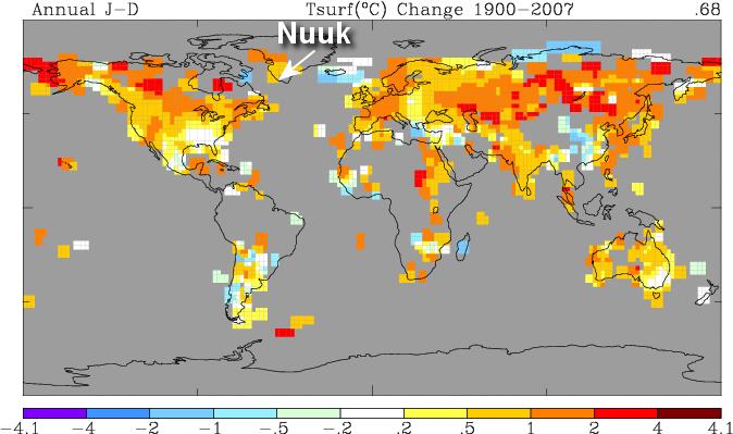 Nuuk Map World Of Map