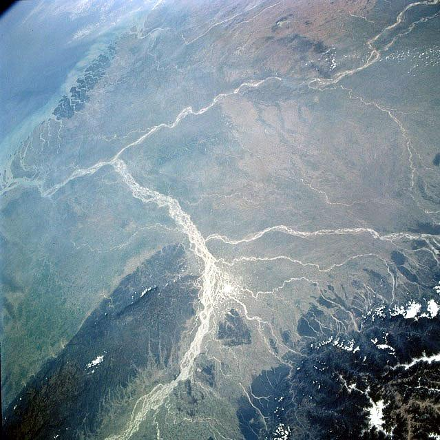 Bangladesh, the largest Delta in the world