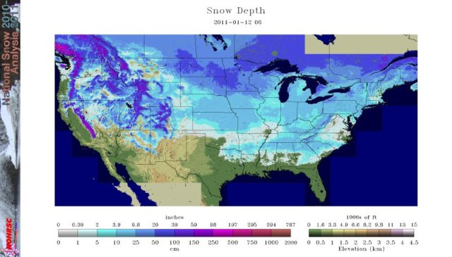 UPDATED: Nearly 71% of the USA is covered in snow, 49 of 50 ... on snowfall map usa, barometric pressure map usa, meth map usa, snake map usa, sea map usa, smog map usa, frost map usa, snow in usa, wood map usa, winter map usa, mountains map usa, spider map usa, fall color map usa, el nino map usa, star map usa, rainbow map usa, smoke map usa, rain map usa, uv index map usa, salmon map usa,