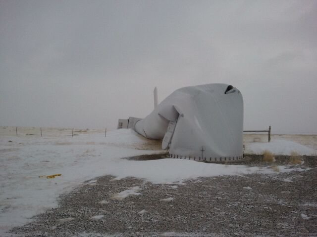 Wind power gets bent out of shape in Wyoming | Watts Up With That?