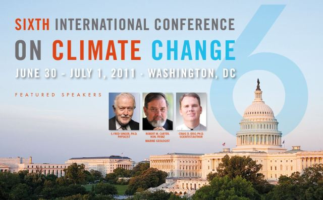 Heartland 6th International Climate Change Conference