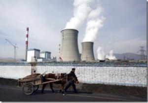 China's burgeoning coal power industry