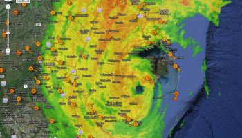 Tropical Storm Irene | Watts Up With That?
