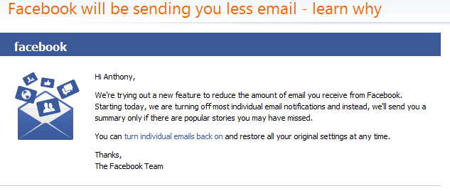 How to move a photo from email to facebook