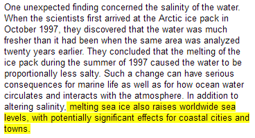 NSF just now figures out Archimedes' buoyancy principle