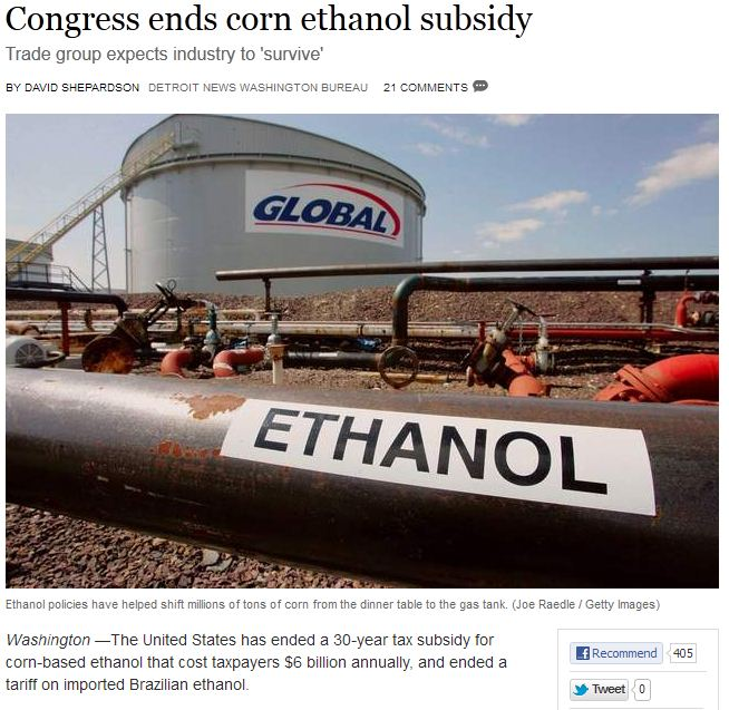 thesis corn ethanol Most ethanol is produced by two basic processes, chemical and biological chemical production, mainly from petroleum, is used for less than 4% of ethanol production (taherzadeh, et al, 2007.
