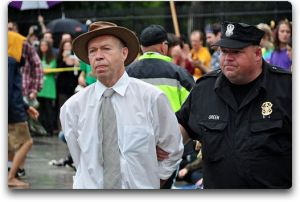 james hansen arrested