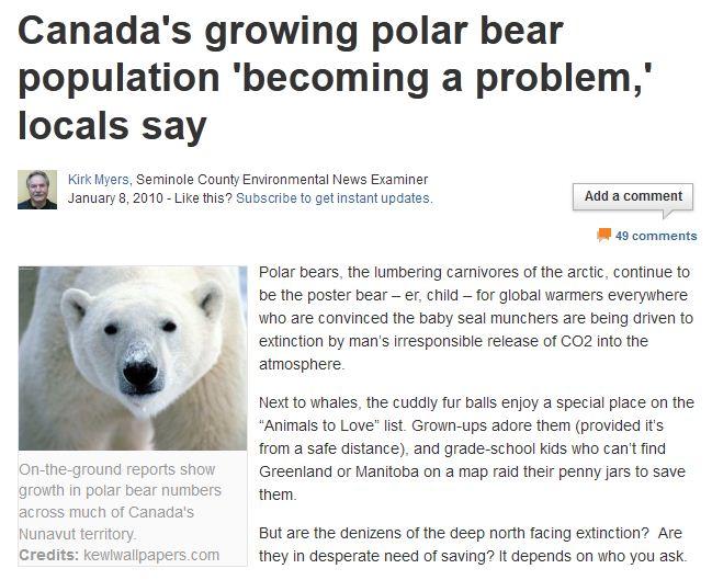 Polar Bear animal wildlife coin Russia 0,05 py6 2014 North Pole