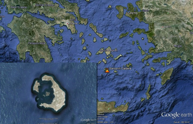 As if Greece didn't already have enough trouble: in the