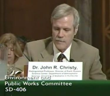 Climatologist Dr. John Christy: Climate models overcook the planet by a factor of 3 times – 'We are left to argue about unprovable claims'