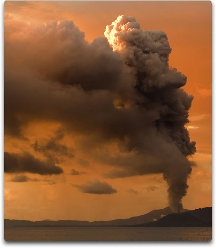 Claim: 'the pause' is caused by small volcanic eruptions   Watts Up