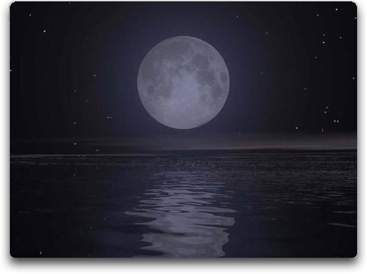 midnight on the water moon