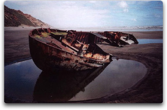 the noble askoy II wrecked