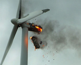 Do wind turbines cause health problems    HowStuffWorks Wind turbine essay