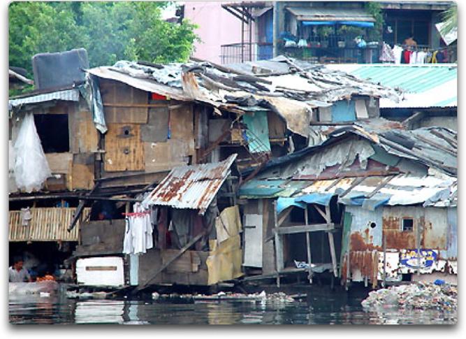 manila slums