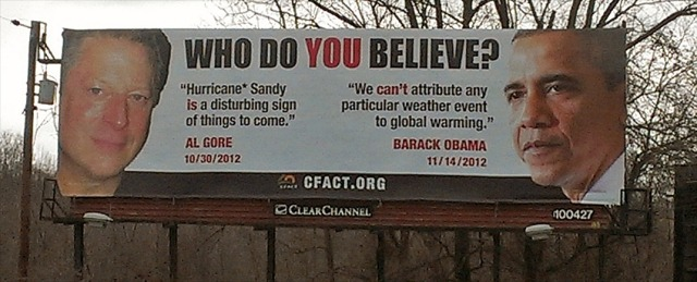 Lying with quotes, demonstrated by CFACT