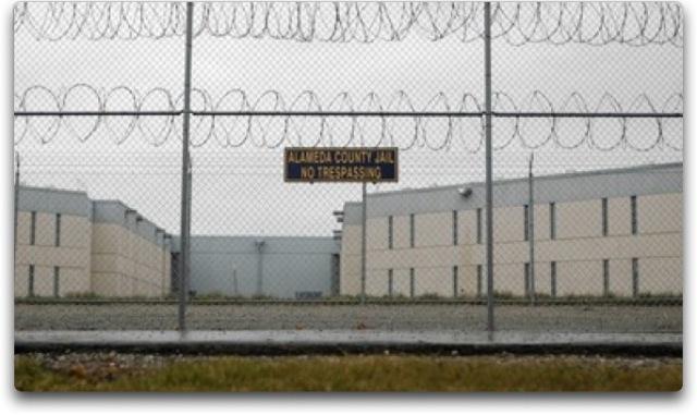santa rita alameda county jail
