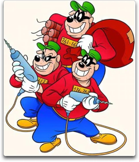 the beagle boys