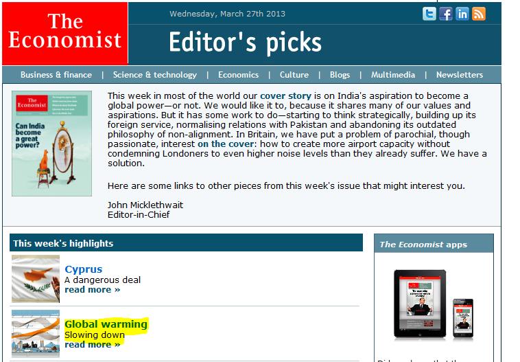 AGW_slowing_economist_capture